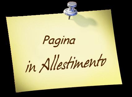 Pagina-in-Allestimento